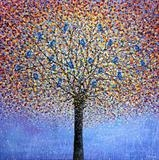 Bluebird Tree - Alison Cowan