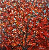 Burnished Leaves - Alison Cowan