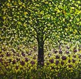 Pom Poms and Tree - Alison Cowan