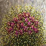 Tulips with Willow - Alison Cowan
