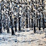 Winter Trees - Alison Cowan
