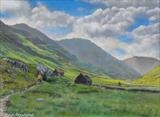 Passing through Kintail - John Rowland