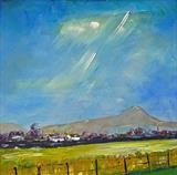 Ben Lomond from the Carse - Peter Tarrant