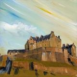 Edinburgh Castle - Peter Tarrant