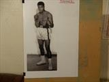 Muhammad Ali 6 work in progress ODAAT Dec 2019 - The Meek Glasgow Cowboy